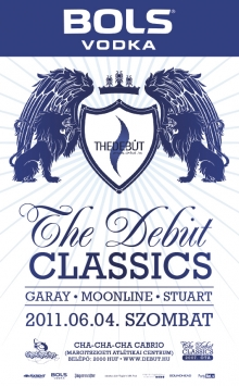 The Debut Classics flyer