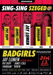 Badgirls flyer