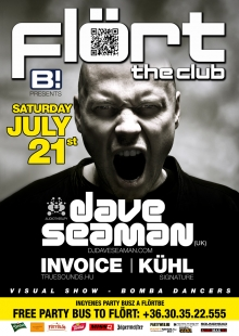 Summer Special Vol I. w/ Dave Seaman flyer