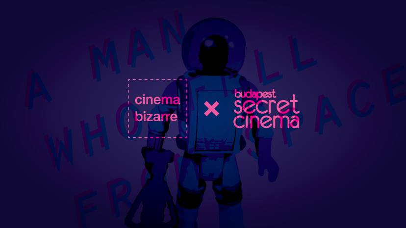 Secret Cinema - Volt!